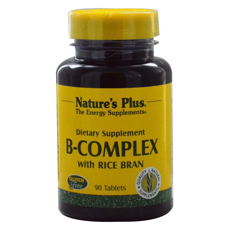 vitamin b komplex von nature s plus. Black Bedroom Furniture Sets. Home Design Ideas