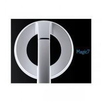 CARAT Aqua plus Vitaldusche Magic7 Ceramic - mit AntiLegionell Modul