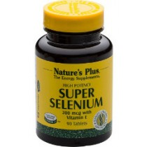 Selen 200 mcg von Nature´s Plus