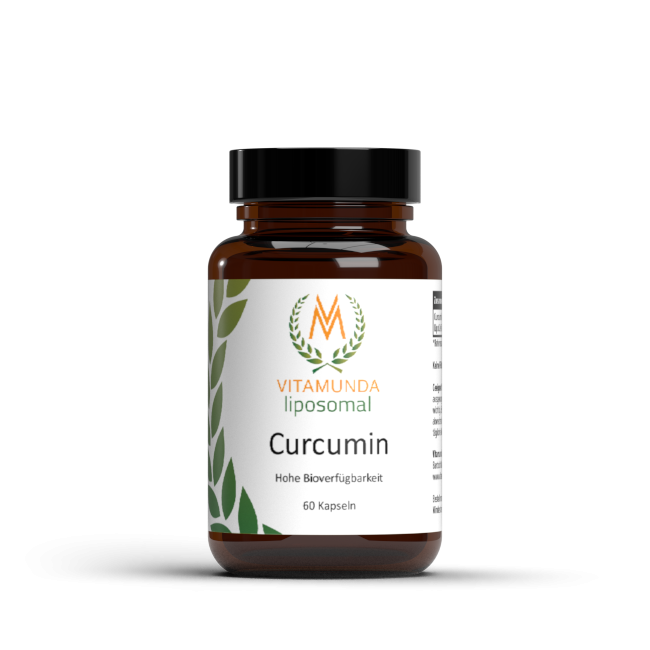 Vitamunda Liposomales Curcumin