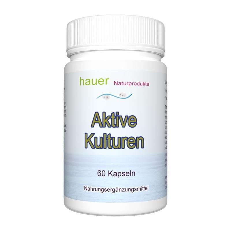 Aktive Kulturen - Probiotikum von HAUER