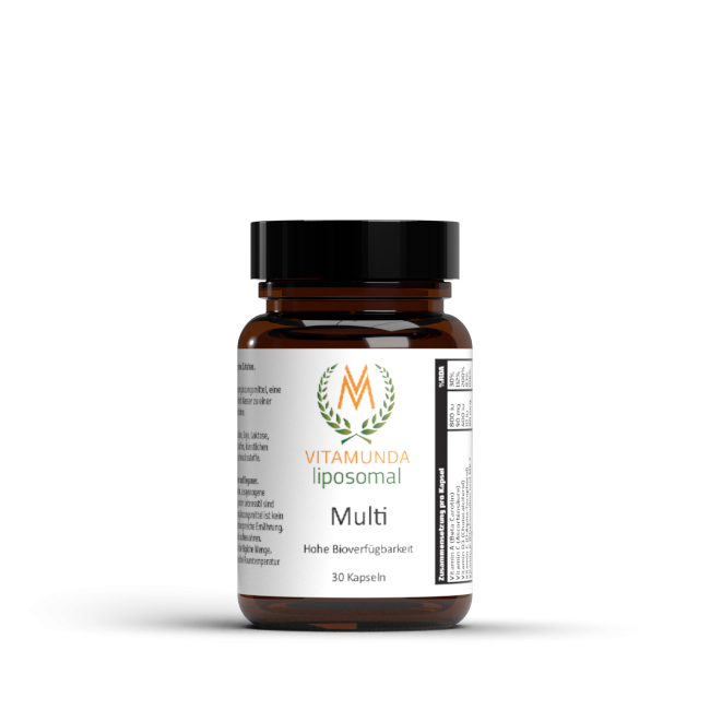 Vitamunda Liposomale Multi