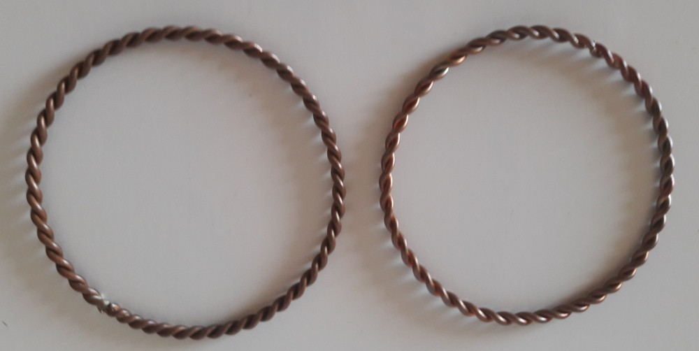 Tensor-Ring-Klein-2er Set