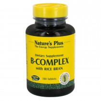 Vitamin B Komplex von Nature´s Plus