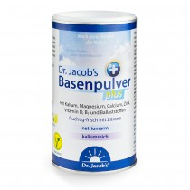Dr. Jacob´s Basenpulver plus