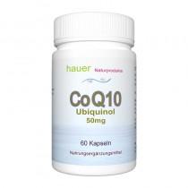 Coenzym Q10 als Ubiquinol von Hauer