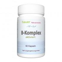 Vitamin B Komplex aktiviert von Hauer
