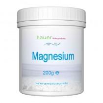 Magnesium 200g reines Pulver von Hauer