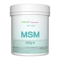 MSM 200g reines Pulver von Hauer