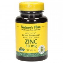 Zink 30 mg von Nature´s Plus